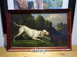 18th Century French Hound Dog & Pheasant Hunting Jean-Baptiste OUDRY (1686-1755)