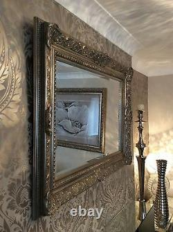 5 Inch Wide Frame Wall Mirror Full range of sizes and frame colours SAVE £s