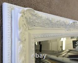 Decorative Antique Silver Wall Mirror Full range of sizes and frame colours