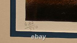 Louis Robichaud La Madeleine French Signed Fine Art Serigraph SUBMIT YOUR OFFER