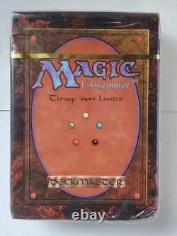 MTG RV Revised Starter (white frame French unopened) 60 pieces Mint