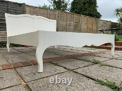 NEXT Isabella French Style White 5FT King Size Bed Frame Great Condition