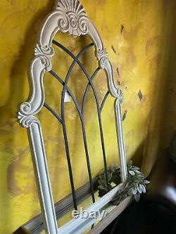 Shabby Chic Window Arch Frame Farmhouse French Country Wall Home Decor Accent