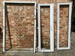 UPVC Windows & French Doors FRAMES ONLY
